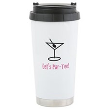 Let's Par-Tee - Travel Mug