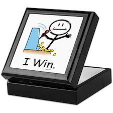 BusyBodies Slot Machine Keepsake Box