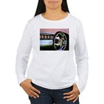 Pink Cadillac Women's Long Sleeve T-Shirt