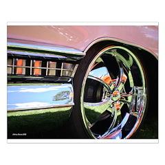Pink Cadillac Posters