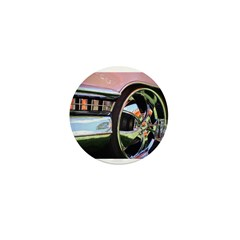 Pink Cadillac Mini Button (10 pack)