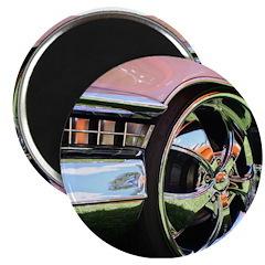 Pink Cadillac Magnet