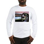 Pink Cadillac Long Sleeve T-Shirt
