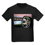 Pink Cadillac Kids Dark T-Shirt