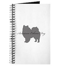 American Eskimo Dog Journal