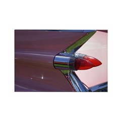 Pink Cadillac II Rectangle Magnet (100 pack)