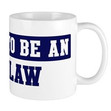 Proud to be Outlaw Mug