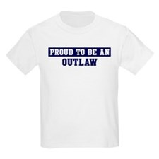 Proud to be Outlaw T-Shirt