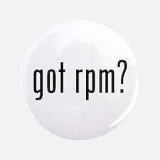 """got rpm? 3.5"""" Button"""