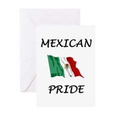Mexican Pride Greeting Card