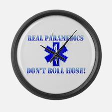Paramedic Large Wall Clock