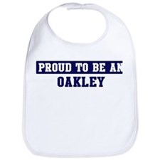 Proud to be Oakley Bib