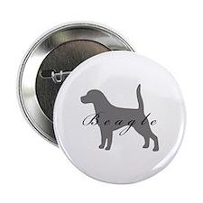 "Beagle 2.25"" Button (10 pack)"