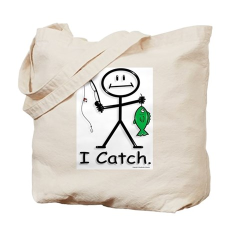 BusyBodies Fishing (catch) Tote Bag