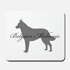 Belgian Malinois Mousepad