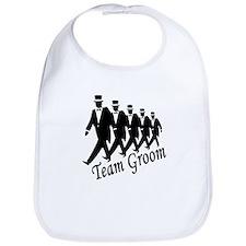 Team Groom Bib
