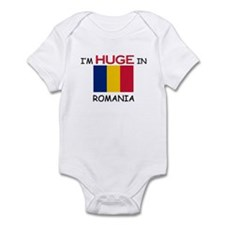 I'd HUGE In ROMANIA Infant Bodysuit