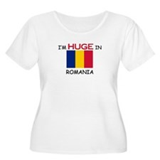 I'd HUGE In ROMANIA T-Shirt