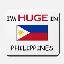 I'd HUGE In PHILIPPINES Mousepad