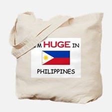 I'd HUGE In PHILIPPINES Tote Bag