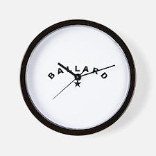 Unique Ballard Wall Clock