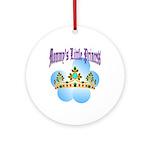 Mommy's Little Princess Keepsake (Round)