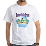 Mommy's Little Princess White T-Shirt