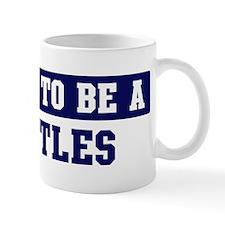 Proud to be Nettles Mug