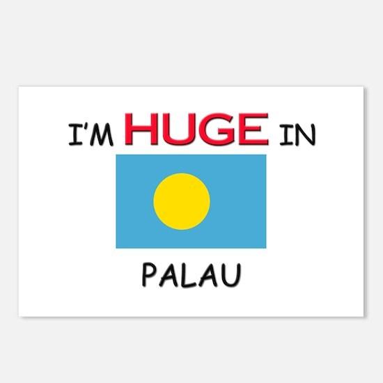 I'd HUGE In PALAU Postcards (Package of 8)