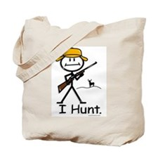 BusyBodies Deer Hunter (Rifle) Tote Bag