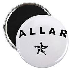 Cute Ballard Magnet