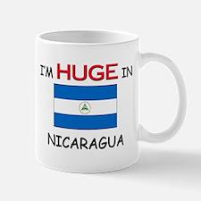 I'd HUGE In NICARAGUA Mug