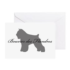 Bouvier des Flandres Greeting Card