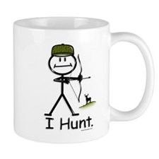 BusyBodies Bow Hunter Mug