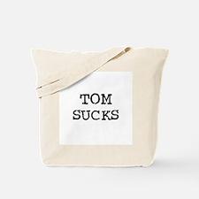 Tom Sucks Tote Bag