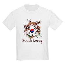 Butterfly South Korea T-Shirt