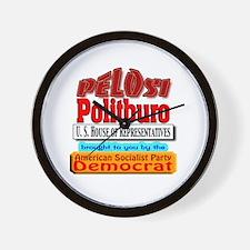 Pelosi Politburo Wall Clock