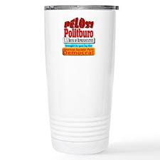 Pelosi Politburo Travel Coffee Mug