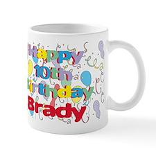 Brady's 10th Birthday Mug