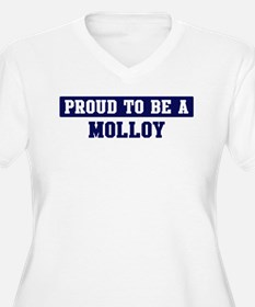 Proud to be Molloy T-Shirt