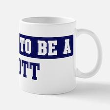 Proud to be Mott Mug