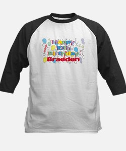 Braeden's 10th Birthday Tee