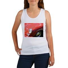 The Little Red Porsche Women's Tank Top