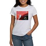 The Little Red Porsche Women's T-Shirt