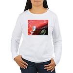 The Little Red Porsche Women's Long Sleeve T-Shirt