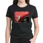 The Little Red Porsche Women's Dark T-Shirt