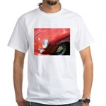 The Little Red Porsche White T-Shirt