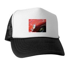 The Little Red Porsche Trucker Hat