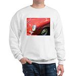The Little Red Porsche Sweatshirt