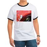 The Little Red Porsche Ringer T